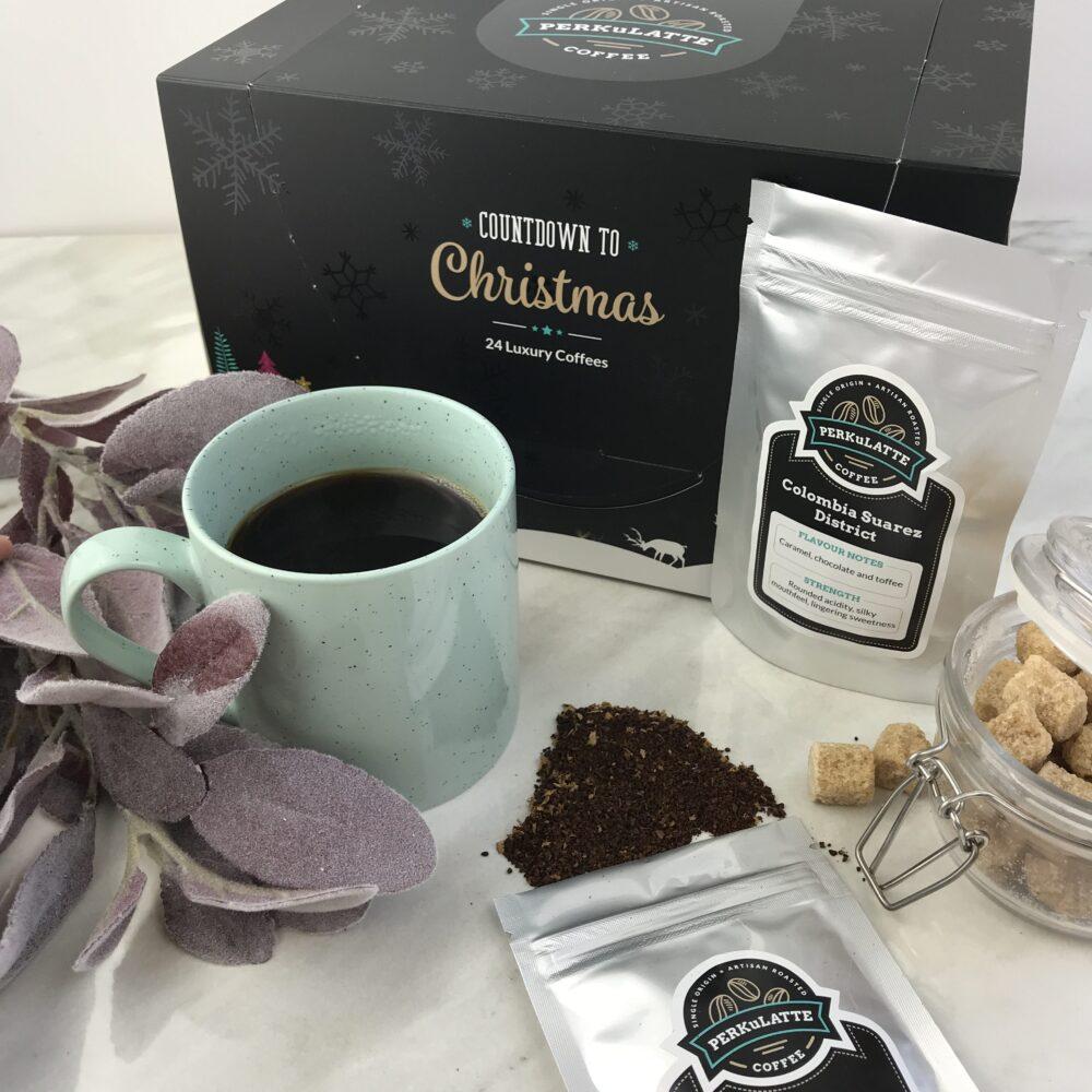 christmas coffee advent calendar