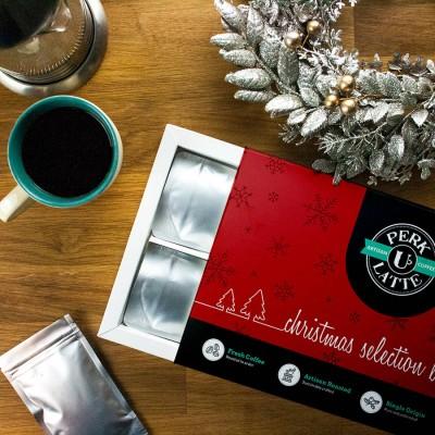 Christmas Coffee Selection Box
