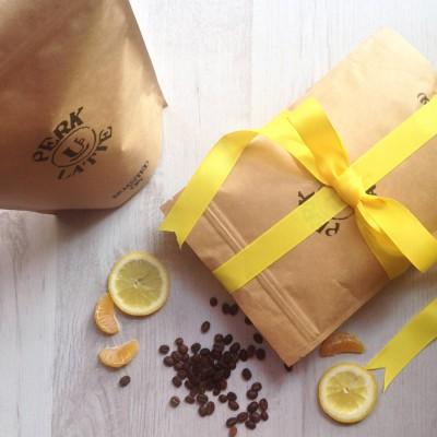 Fruit coffee gift set