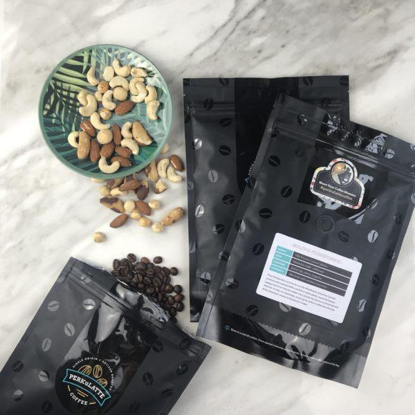 Nut coffee set