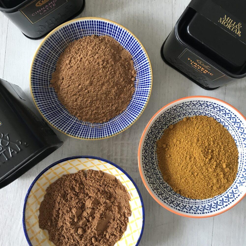 Coffee spice kit